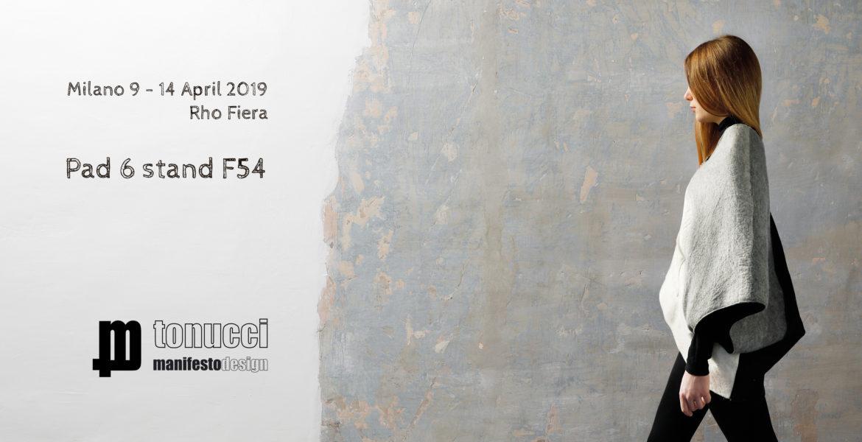 Salone 2019 - Milano-Tonucci